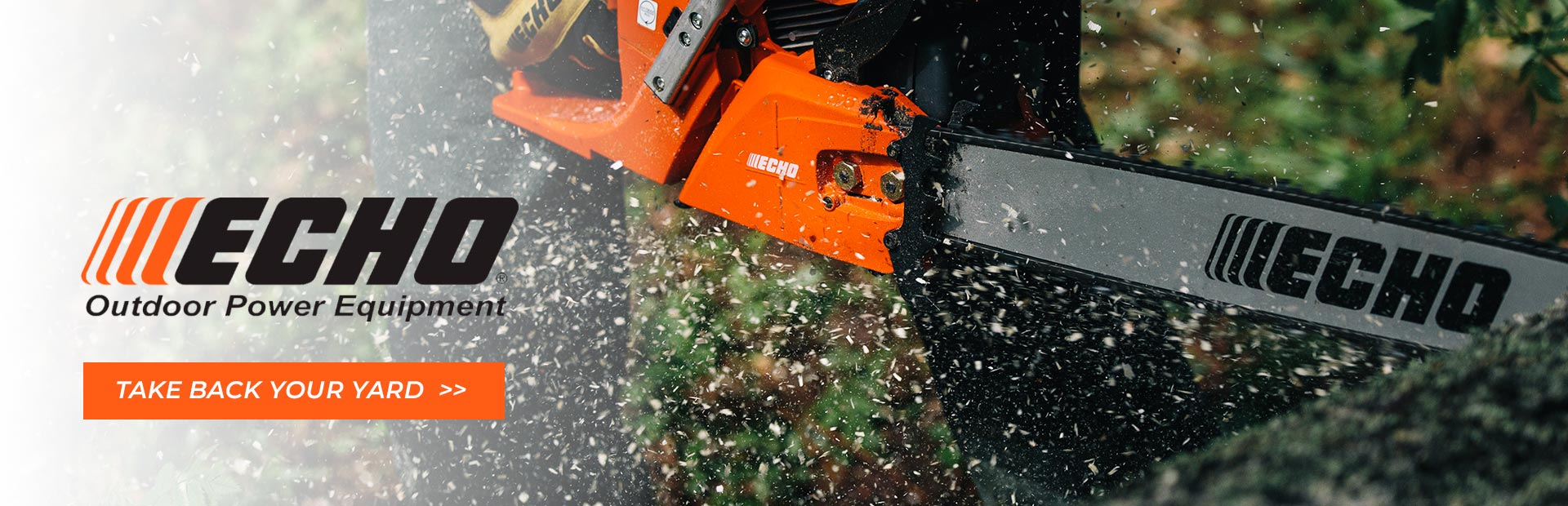 banner-echo-chainsaw-take-back-your-yard